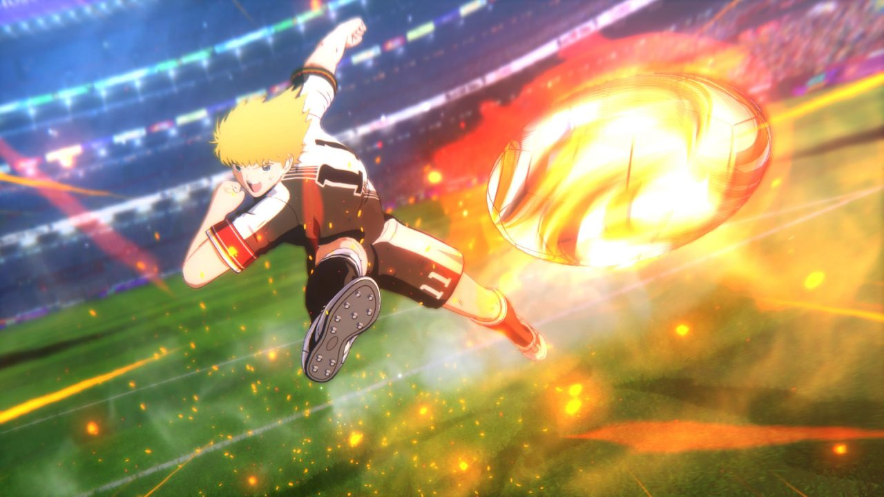 Captain Tsubasa: Rise of New Champions (PlayStation 4) Review 4