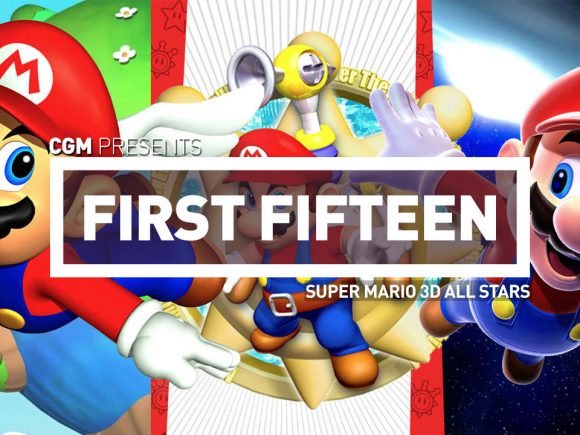 First Fifteen: Super Mario 3D All Stars