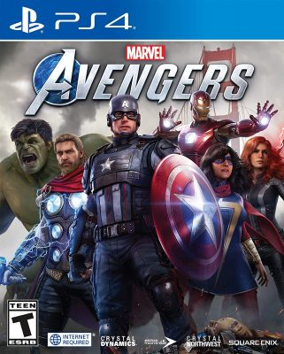 Marvel's Avengers (PS4) Review 1