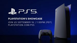 PlayStation 5 Showcase Set For September 16th