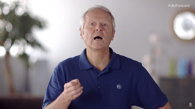 Ubisoft CEO Yves Guillemot Issues Video Apology for Recent Controversies