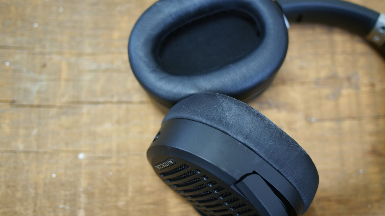 LCD 4 - Audeze LCD-1 Headphone Review