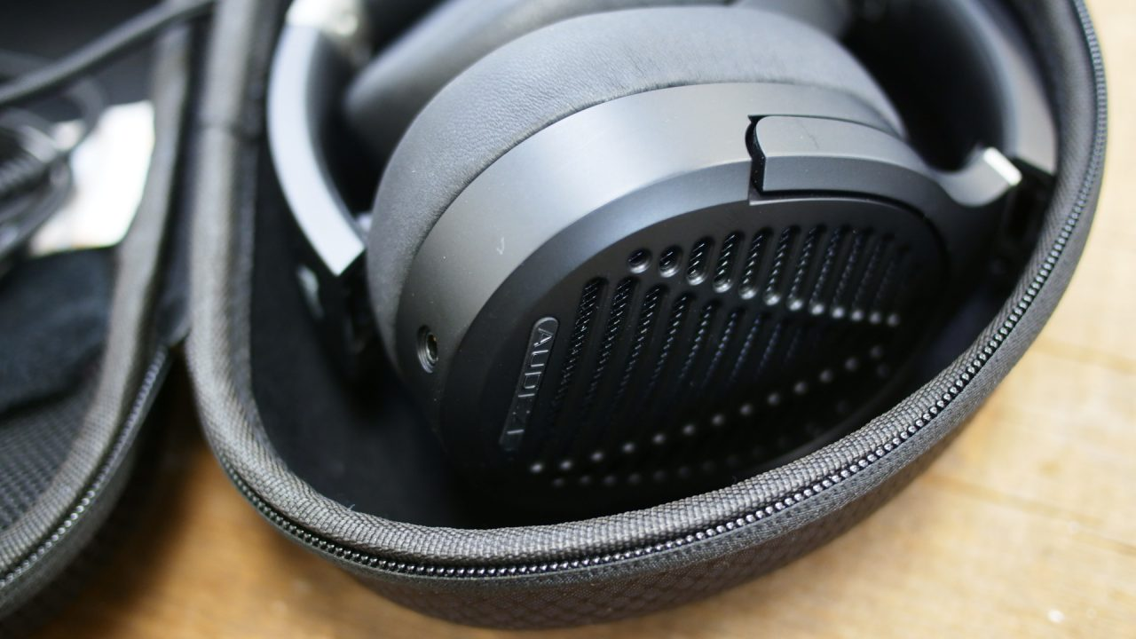 LCD 5 - Audeze LCD-1 Headphone Review