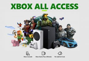 Xbox All Access financing is available in Canada starting today