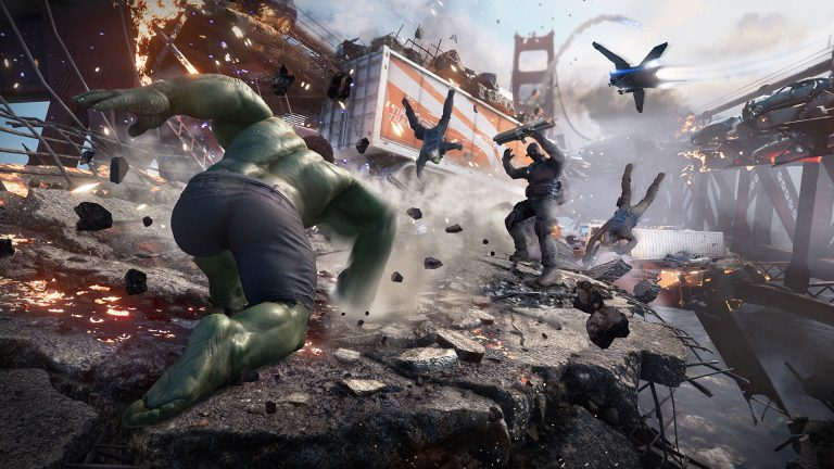 Avengers Top September Physical Game Sales
