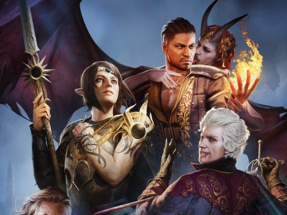 Dungeon Crawling and Rolling Dice in the Forgotten Realms With Baldur's Gate 3