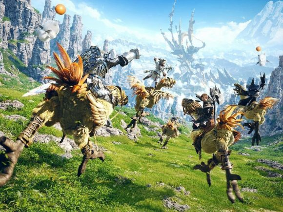 Final Fantasy XIV Confirmed for PS5 Backward Compatibility