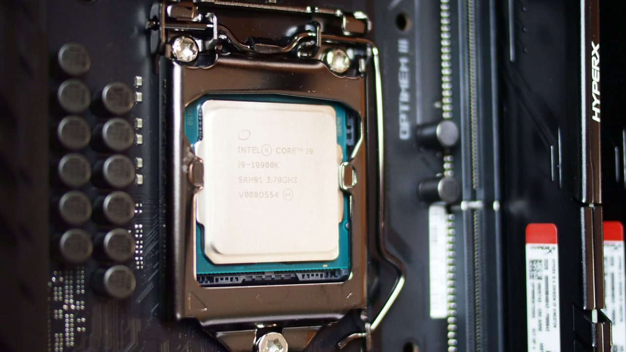 i910900k 3 - Intel Core i9-10900K (Hardware) Review
