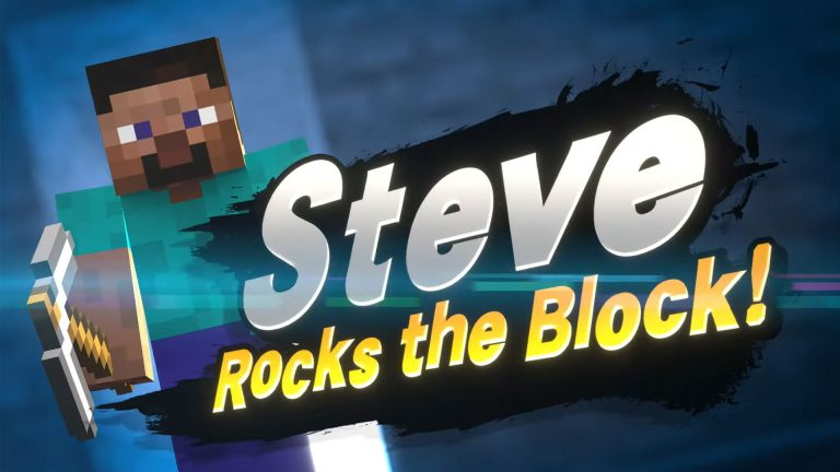 Minecraft Joins the Smash Ultimate Roster
