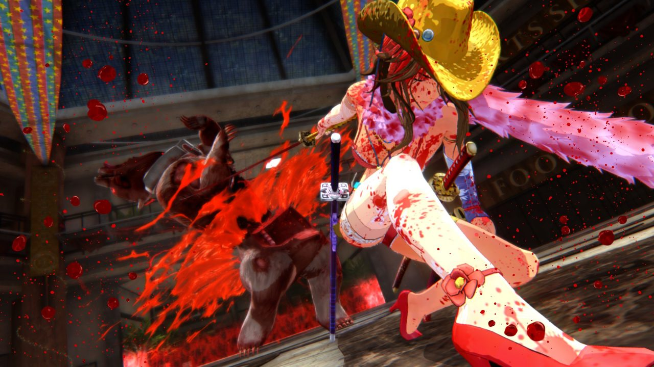 Onee Chanbara Origin Review 1