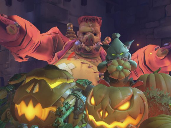 Overwatch Unleashes Fresh Terror for Halloween 2020