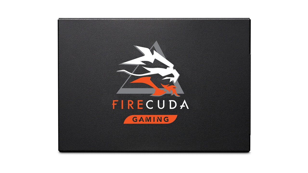 Seagate Firecuda 120 SSD Hardware Review