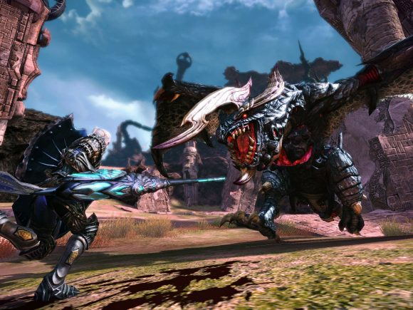 Gameforge Acquires TERA rights, Creates New NA Servers