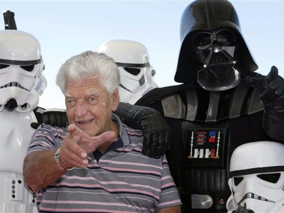 David Prowse, Original Darth Vader, Passes Away at 85