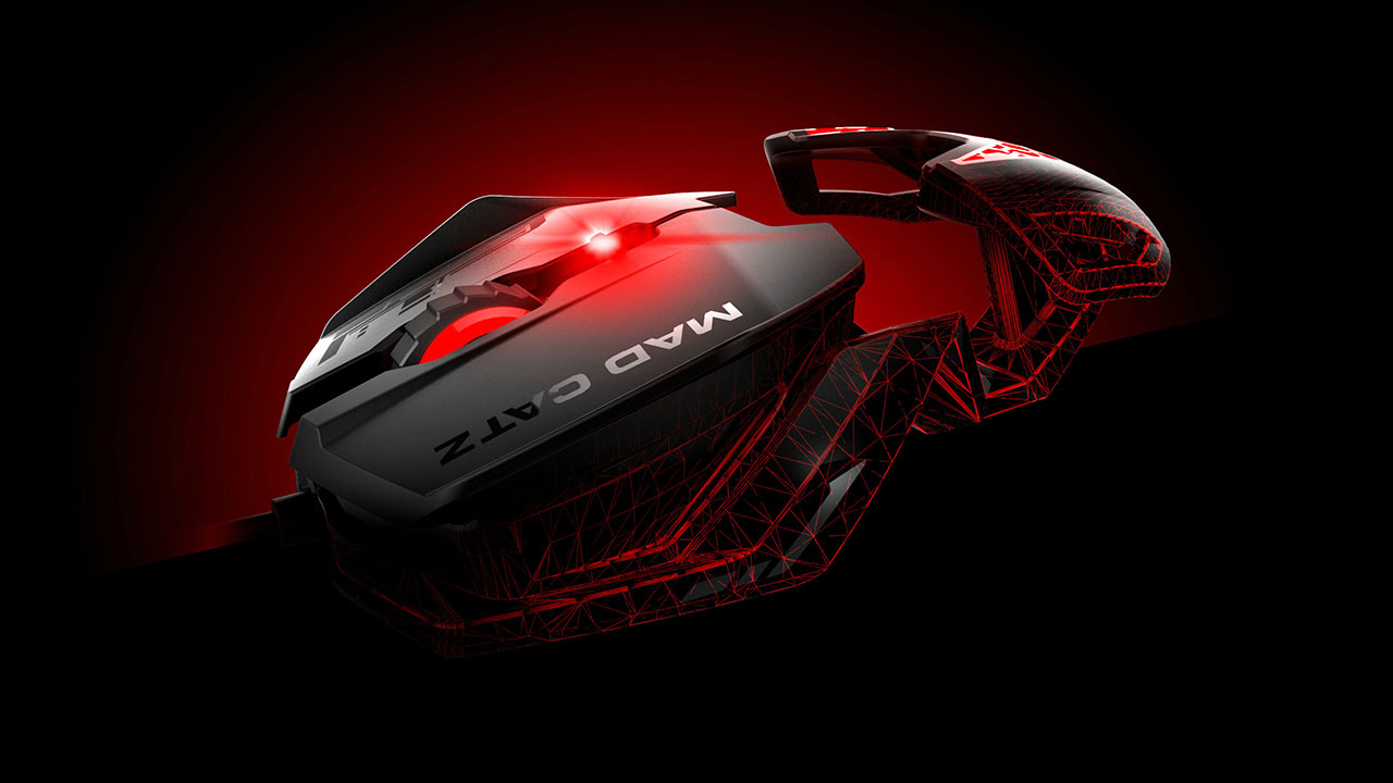Mad Catz Rat 6+ Mouse Review