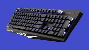 Mad Catz S.T.R.I.K.E 4 Keyboard Review