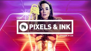 Pixels & Ink Podcast: Episode 326 — Revenge of the Lisa
