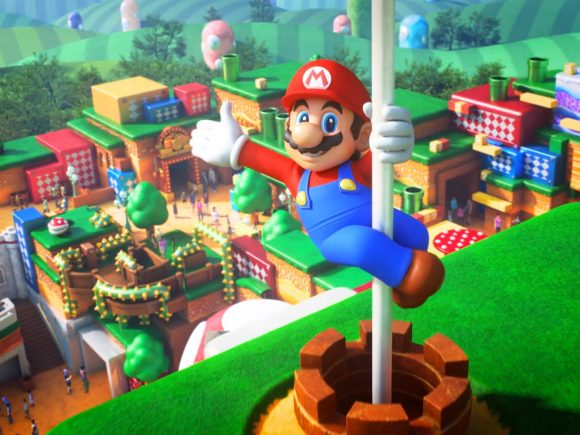 Super Nintendo World Opens February 4