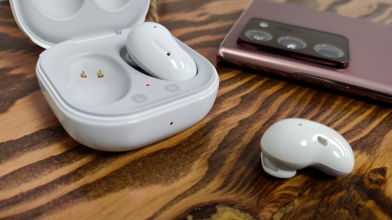 GBLive 1 - Samsung Galaxy Buds Live Headphone Review