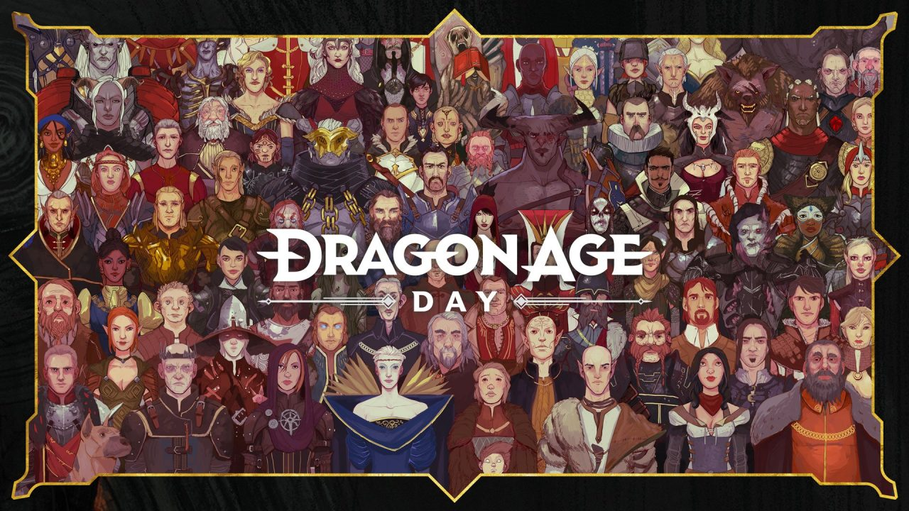 Dragon Age Day Celebrates Past and Future 1