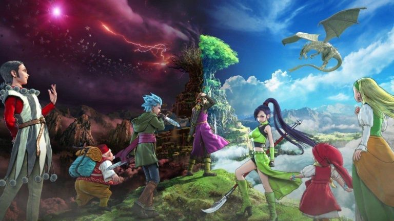 Dragon Quest XI S:  Echoes of an Elusive Age - Definitive Edition (PlayStation 4) Review 2