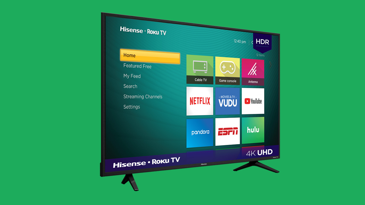 hisense 10 - 8 Tech Gifts for the Movie Lovers On Everyone's List