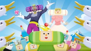 Katamari Damacy REROLL (PS4) Review