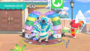 Animal Crossing New Horizons Celebrates Festivale February 15