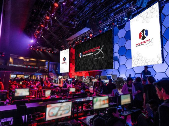 HyperX and Allied Esports Renew Naming Rights Agreement for HyperX Esports Arena Las Vegas