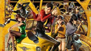 Lupin III: The First (2020) Review 4