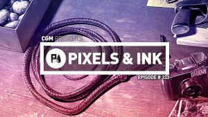 Pixels & Ink Podcast: Episode 333 — That's No Moon