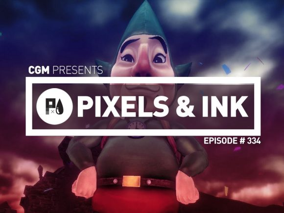 Pixels & Ink Podcast: Episode 334 — Good Ol' Fashioned Bro Down