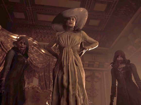 Resident Evil Village Showcase Brings the Van Helsing Vibes 5