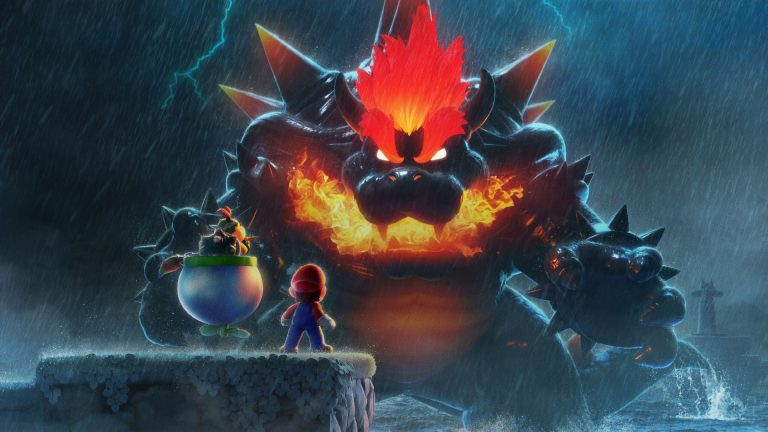 Super Mario 3D World Reveals Bowser's Fury