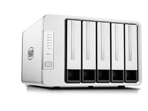 TerraMaster F5-422 NAS with 10GbE Networking For Growing Businesses