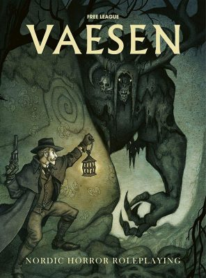 Vaesen : Nordic Horror Roleplaying Review