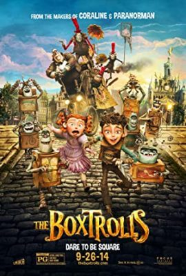 The Boxtrolls (2014) Review 2