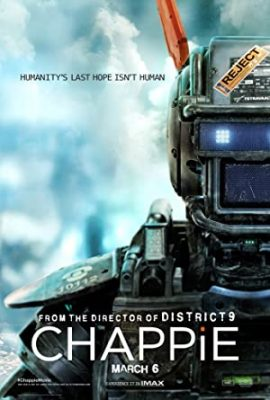 Chappie (2015) Review 2