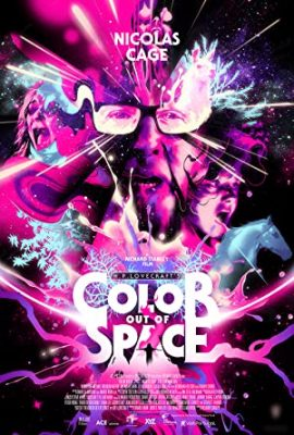 Color Out of Space (2019) Review 2