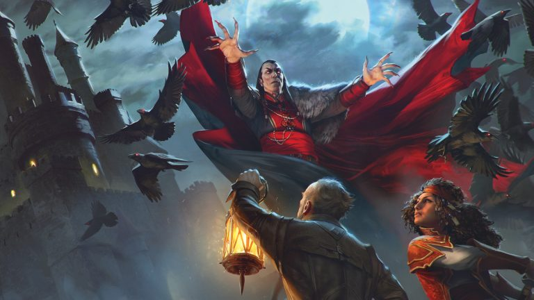 Ravenloft is Reborn in Dungeons & Dragons