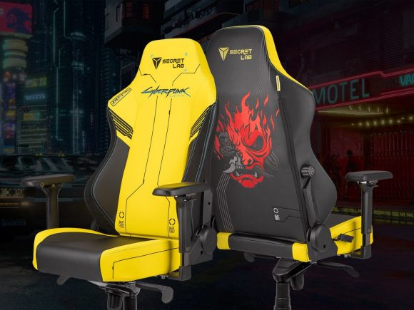 Secretlab Cyberpunk 2077 Edition Titan Chair Review 1
