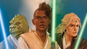 Star Wars: The High Republic (2021) #1 Review