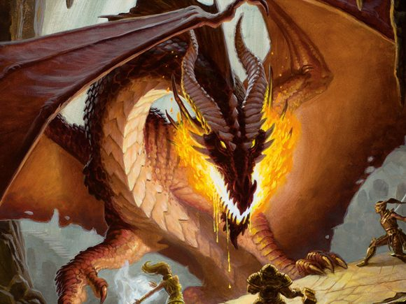 Dungeons & Dragons, The Next Big RPG? 1